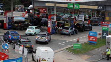 brandstoftekort vk reuters