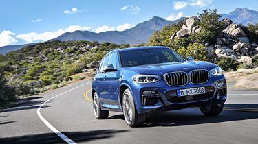 BMW X3 M40d P90263733-highRes