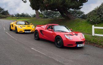 Lotus Elise Sport 220 1