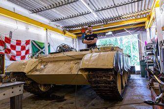 MasterMilo tank