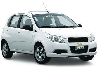 Chevrolet Aveo (2008 - 2011)
