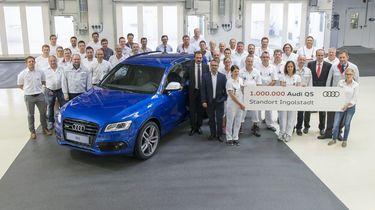 Miljoenste Audi Q5