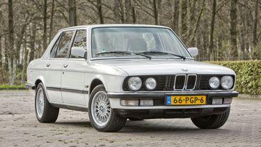 BMW 535i (E28)