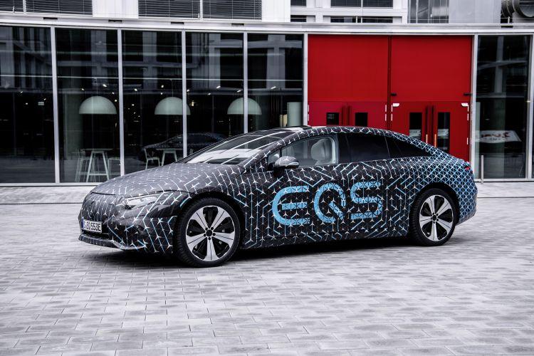 Meet Mercedes DIGITAL: Preview of the new EQS