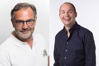 Alain en Frank