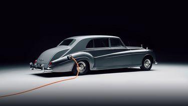 Rolls Royce Lunaz