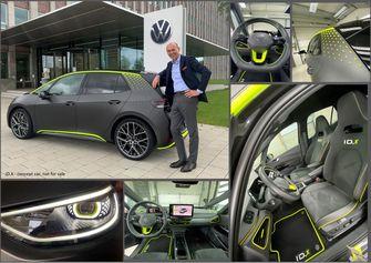 Volkswagen ID.3 GTX