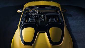 Bentley Mulliner Bacalar AV