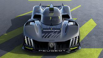 Peugeot 9X8