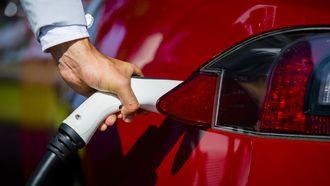 snellaadstation voor elektrische auto's