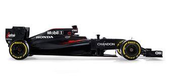 McLaren-Honda MP4-31