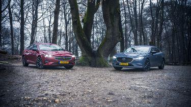 Opel Insignia Mazda 6