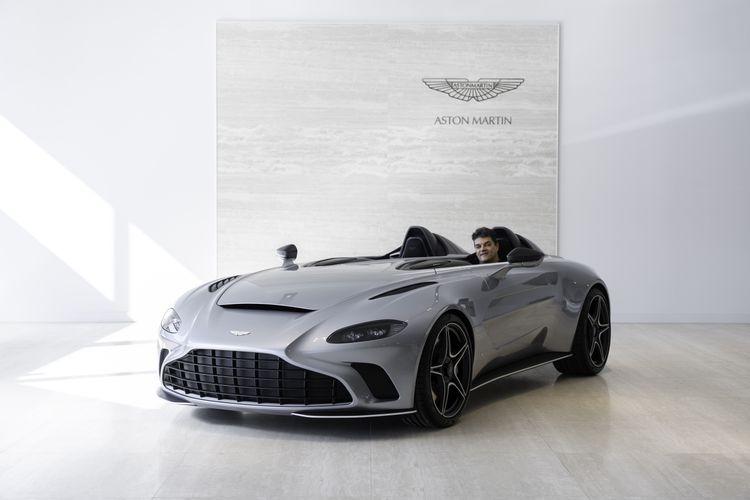 Aston Martin V12 Speedster Autovisie