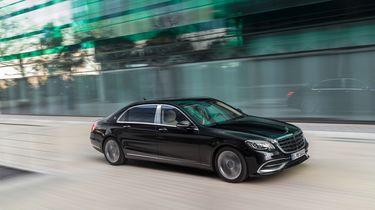 Mercedes-Maybach S-Klasse - Autovisie.nl