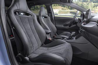 De nieuwe Hyundai i30 N