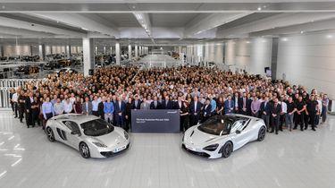 McLaren 720 productie - Autovisie.nl