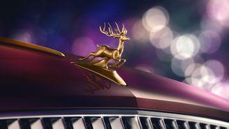 Bentley kerstman