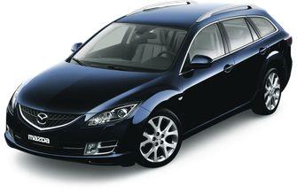 Mazda 6 Sportbreak (2007 - 2012)