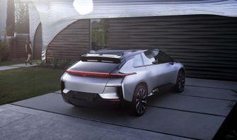 Faraday Future FF 91 3
