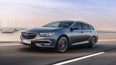 Opel Insignia Sports Tourer - Autovisie.nl