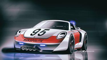 BONNEMAYERS_Rijkspolitie_Porsche2