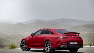 Mercedes-AMG GT 63 S E PERFORMANCE (4MATIC+), 2021