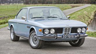 BMW 3.0 CSi E9