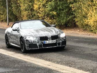 BMW 8 Cabriolet, Eric Jongen BMW 8 Serie Cabriolet