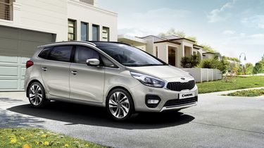 Kia Carens ns (Rondo)