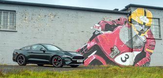 Ford Mustang Bullitt Duik in de prijslijst Foto 12