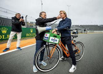 Nico Rosberg Zandvoort Formule 1 Dutch GP 2021