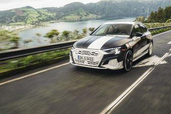 Audi S3 Sportback Audi A3 Sportback