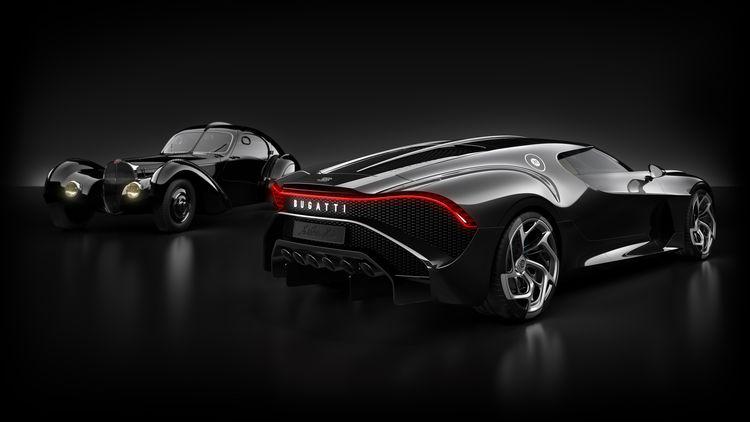 Bugatti Atlantic 2015