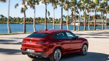 BMW X4 xDrive M40dFabian Kirchbauer Photography