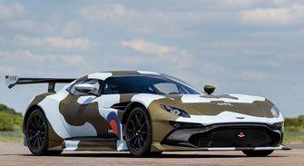 Aston Martin Vulcan 'Bomber'