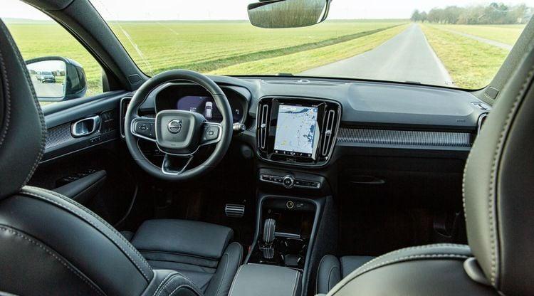 Typisch Volvo en ook digitaal