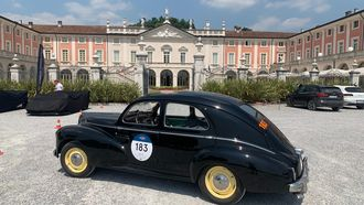 Peugeot 203A Mille Miglia