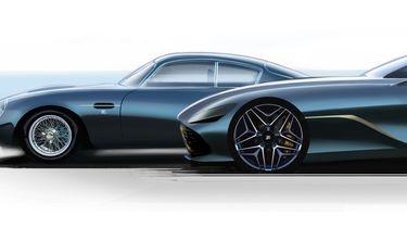 Aston Martin DBS GT Zagato 4