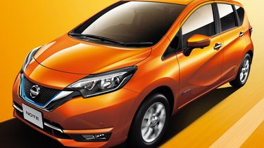 Nissan Note ePower a