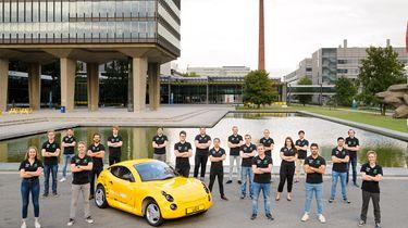 Het team van Luca
