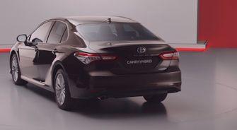 Toyota Camry Hybrid Duik in de Prijslijst Foto 5