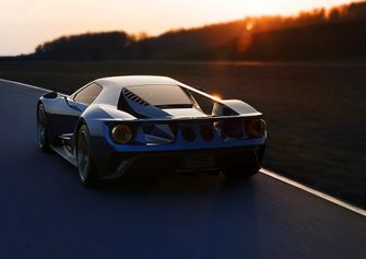 Ford GT b
