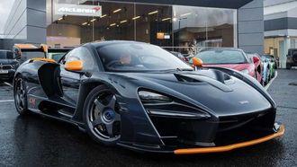 McLaren Senna LM