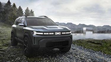 Dacia Bigster
