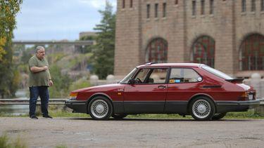 Saab 900 Turbo Aero