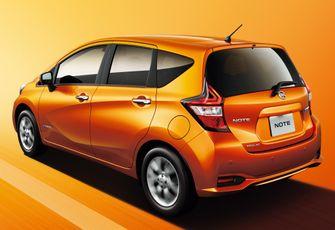 Nissan Note ePower aa