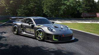 PORSCHE 991 GT2 RS mr