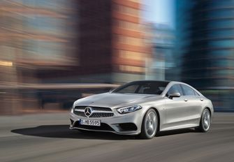 Mercedes-Benz CLS - Autovisie.nl