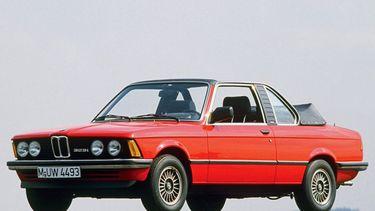 BMW 320 Baur E21