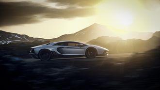 Lamborghini Aventador LP780 Ultimae
